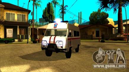 3962 UAZ MOE para GTA San Andreas