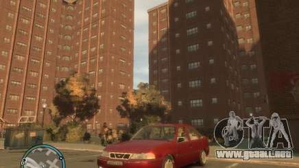 Daewoo Nexia DOHC para GTA 4