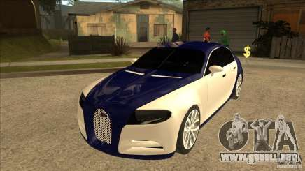Bugatti Galibier 16c para GTA San Andreas