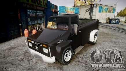 Desoto Ad250 4x4 para GTA 4