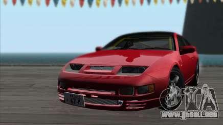 Nissan 300ZX Fairlady Z32 para GTA San Andreas