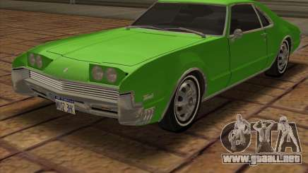 1966 Oldsmobile Toronado para GTA San Andreas