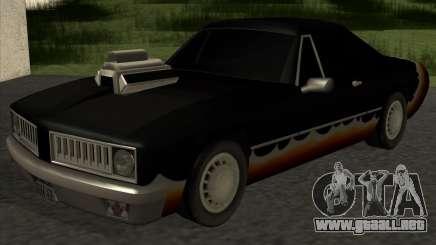 HD Diablo para GTA San Andreas