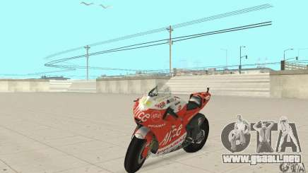 Ducati Alice GP para GTA San Andreas