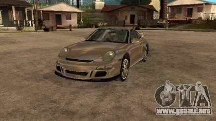 Porsche 911 (997) GT3 v2.0 para GTA San Andreas