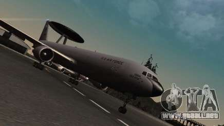Boeing E-767 U.S Air Force para GTA San Andreas