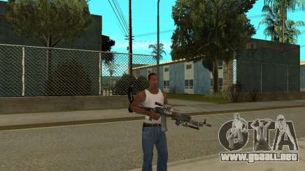 Armas de STALKERa para GTA San Andreas