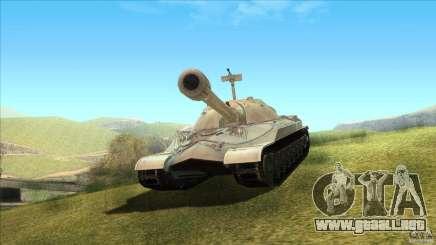 IS-7 Heavy Tank para GTA San Andreas