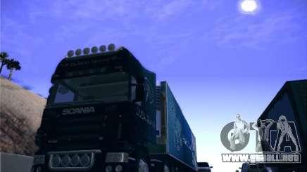 Scania R620 Dubai Trans para GTA San Andreas