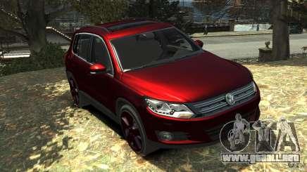 Volkswagen Tiguan 2012 para GTA 4