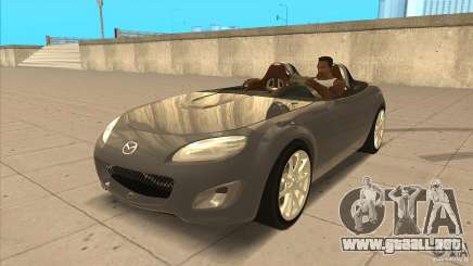 Mazda MX5 Miata Superlight 2009 V1.0 para GTA San Andreas