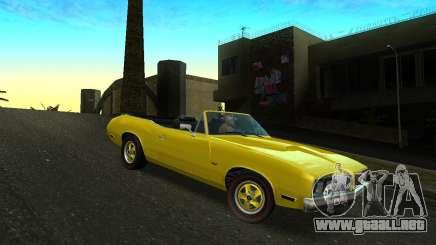 EON Stallion GT-A para GTA San Andreas