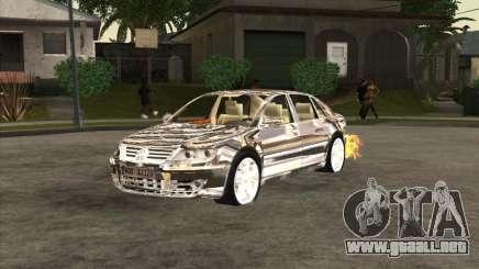 Cromado de Volkswagen Phaeton para GTA San Andreas
