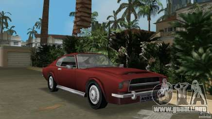 Aston Martin V8 Vantage 5.3 1969-1989 para GTA Vice City