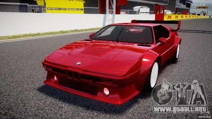 BMW M1 [Beta] para GTA 4