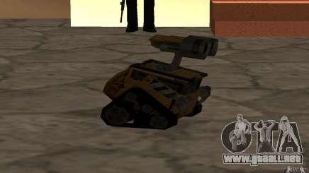 Valle para GTA San Andreas