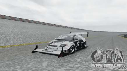 Toyota Team NFS AWD Scion tC para GTA 4