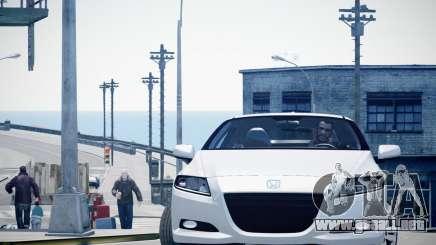 Honda Civic CR-Z para GTA 4