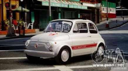 Fiat Abarth 595 SS 1968 para GTA 4