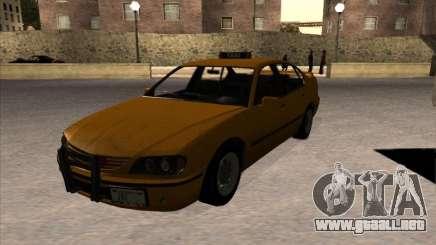 Taxi de GTA IV para GTA San Andreas