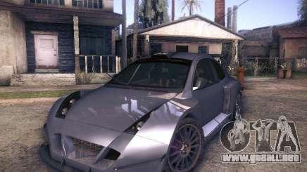 Colin McRae R4 para GTA San Andreas