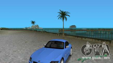 BMW Z4 para GTA Vice City