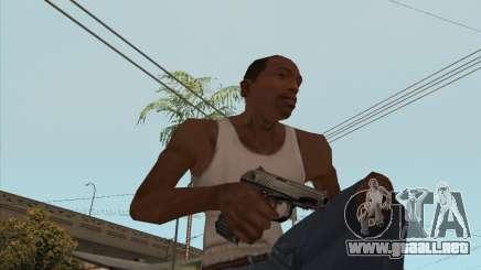 Nuevo Pack de armas nacionales para GTA San Andreas