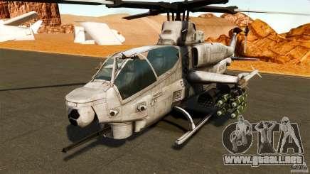 Bell AH-1Z Viper para GTA 4