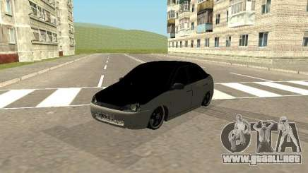 Lada Kalina para GTA San Andreas