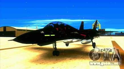 F-14 Tomcat Razgriz para GTA San Andreas