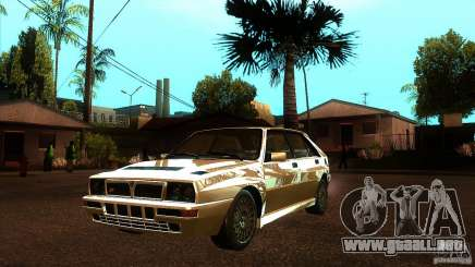 Lancia Delta HF Integrale para GTA San Andreas