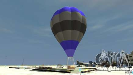 Balloon Tours option 8 para GTA 4