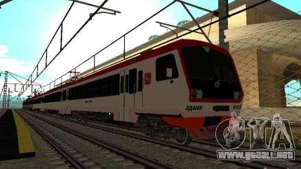 0155 Ed4mk para GTA San Andreas