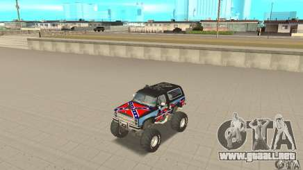 Chevrolet Blazer K5 Monster Skin 1 para GTA San Andreas