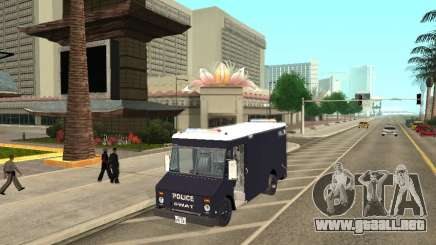 S.W.A.T. Los Angeles para GTA San Andreas