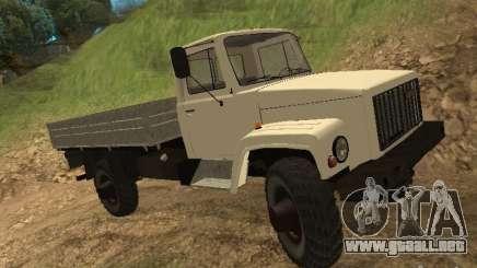 GAZ 3308 Sadko para GTA San Andreas