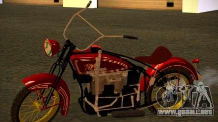 1923 ACE 1200cc para GTA San Andreas
