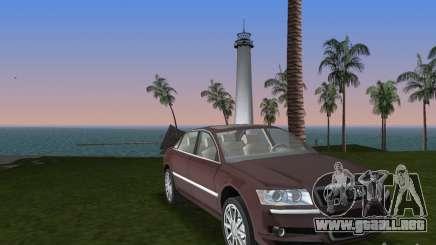 Audi A8 para GTA Vice City