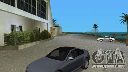 BMW M6 para GTA Vice City