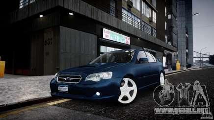 Subaru Legacy B4 GT para GTA 4