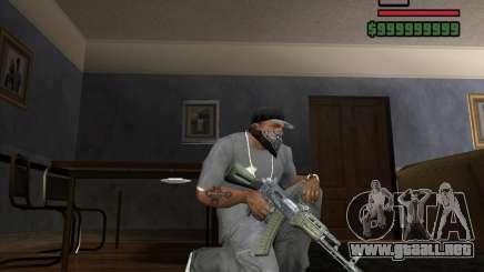 AKM HD para GTA San Andreas