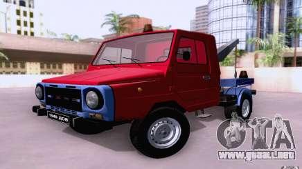 LuAZ 13021 grúa para GTA San Andreas