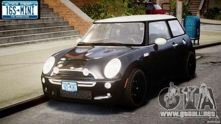 Mini Cooper S 2003 v1.2 para GTA 4