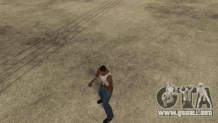 Wolverine mod v1 (Scooby-Doo) para GTA San Andreas