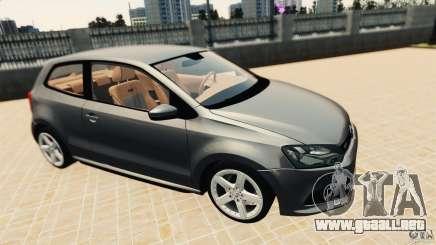 Volkswagen Polo v2.0 para GTA 4