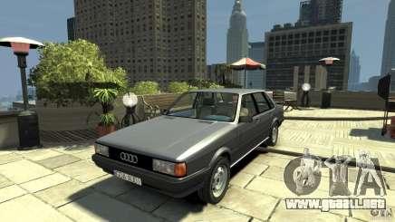 Audi 80 B2 1985 Quattro para GTA 4