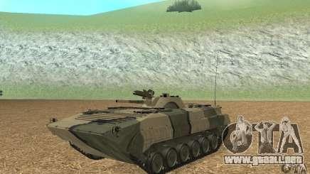 Camo BMP-1 para GTA San Andreas