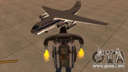 El IL-76 para GTA San Andreas