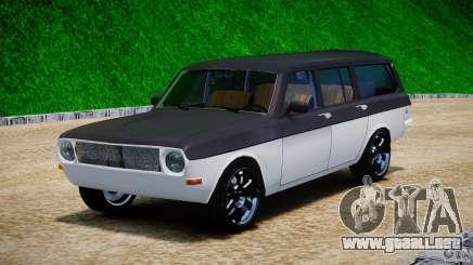 GAZ 24-12 1986-1994 Tuning para GTA 4