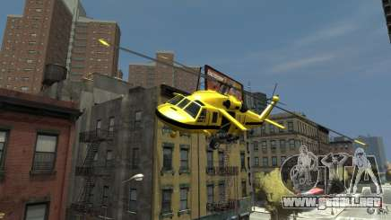 Yellow Annihilator para GTA 4